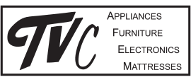 TV Center Home Theater and Appliance Logo